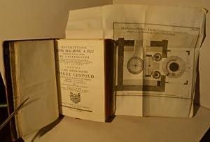 Description d'une machine à feu construite pour les Salines de Castiglione avec des d&...