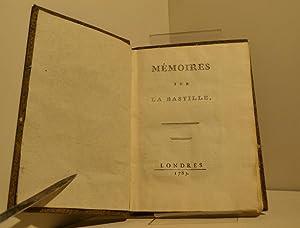 Mémoires sur la Bastille: LINGUET Simon Nicolas Henri