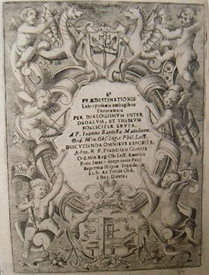 Ex Praedestinationis Labyrinthaeis ambagibus Theoremata per dialogismum inter Dedalum & Theseum...