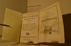 Idea specularium munimentorum breviter adumbrata: RAUSCH Franciscus