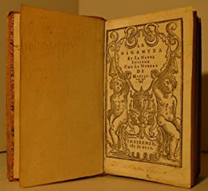 La Gigantea et la nanea insieme con la guerra de mostri: AMELONGHI Girolamo (e altri)