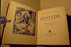 Zeneyde. Texte intégral de l'édition princeps. Lithographies originales par M. ...