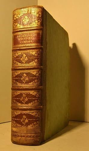 Poetae latini rei venaticae scriptores et bucolici antiqui. Videlicet Gratii Falisci, atque M. ...