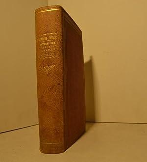 Lettres sur l'Infanterie traduites avec l'autorisation de l'auteur par Ernest Jaegl&...