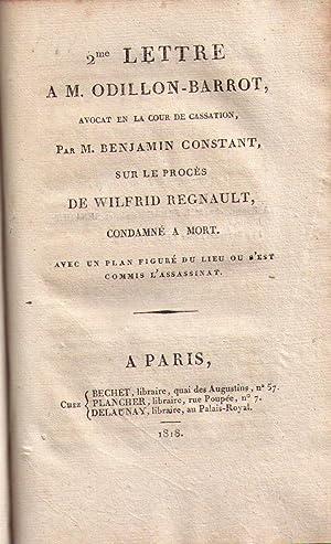 Mémoire justificatif pour le comte Lanjuinais, pair de France. dénoncé par ...