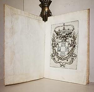 La gloria gareggiante col merito nell'incoronazione del serenissimo Cesare Gentile duce della ...