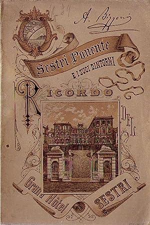 Sestri Ponente e suoi dintorni: ricordo del Grand'Hotel Sestri: BIZZONI Achille