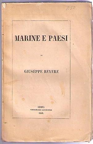 Marine e paesi: REVERE Giuseppe