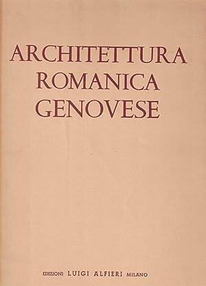 Architettura romanica genovese: CESCHI Carlo