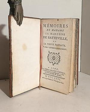 Mémoires de Madame la Baronne de Batteville,: LE PRINCE DE