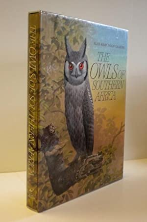 The Owls of Southern Africa: Kemp, Alan