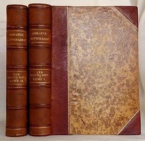 Les Mohicans De Paris: Dumas, Alexandre