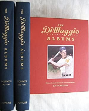 The Dimaggio Albums; Selections from Public and Private Collections Celebrating the Baseball Career...