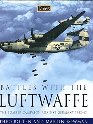 Jane's Battles with the Luftwaffe; The Bomber: Boiten, Theo and