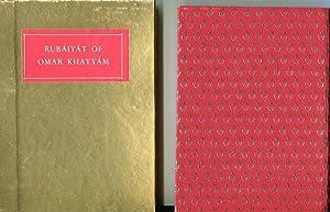 Rubaiyat of Omar Khayyam; The First Version of Edward Fitzgerald: Fitzgerald, Edward)