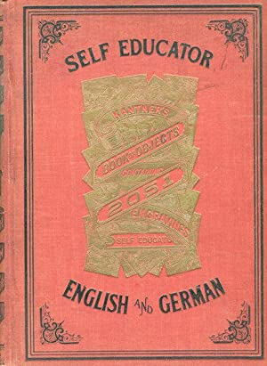 Kantner's Illustrated Book Objects and Self-Educator Containing 2051 Engravings with ...
