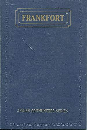 Frankfort: Freimann, A. & F Kracauer; Translated from the German by Bertha Szold Levin