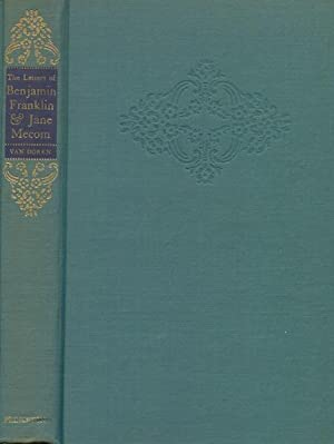 The Letters Of Benjamin Franklin & Jane