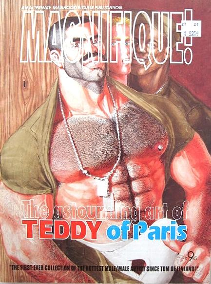 Erotic teen magazine