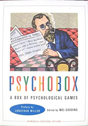 The Psychobox: A Box of Psychological Games: Gooding, Mel, Ed.