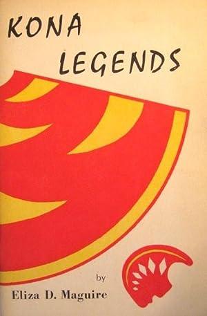 Kona Legends: Maguire, Eliza D.