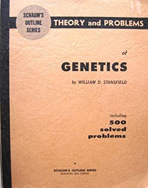 Schaum's Outline of Theory and Problems of: Stansfield, William D.