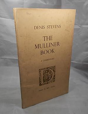 The Mulliner Book, A Commentary: Stevens, Denis