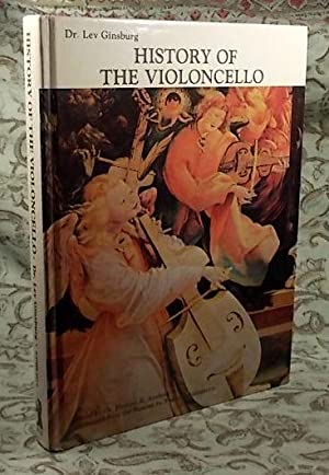 History of the Violoncello: GINSBURG, Lev