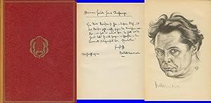 Walter von Molo (WIDMUNG). Der Dichter und: MOLO - Munck,