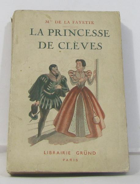 La princesse de cleves - Grund