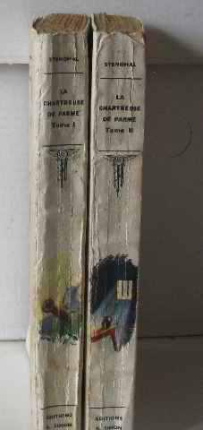 La chartreuse de parme tomes 1 et: Stendhal