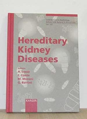 Hereditary kidney diseases vol 122
