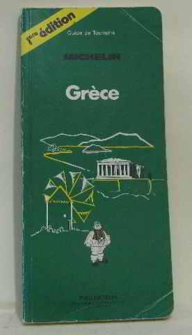 Michelin Green Guide: Greece
