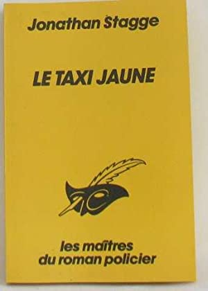 Le taxi jaune: Stagge-J