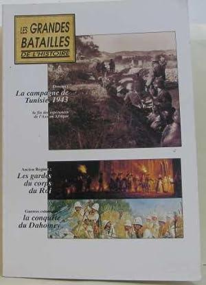 Les grandes batailles de l'histoire- la campagne: Richard Alain