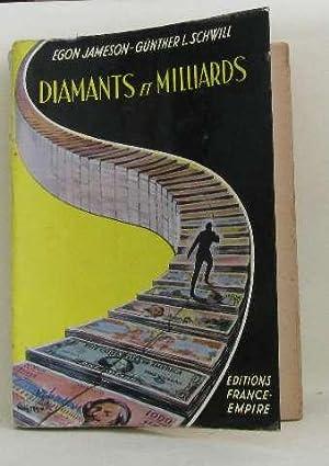Diamants et milliards: JAMESON Egon Et