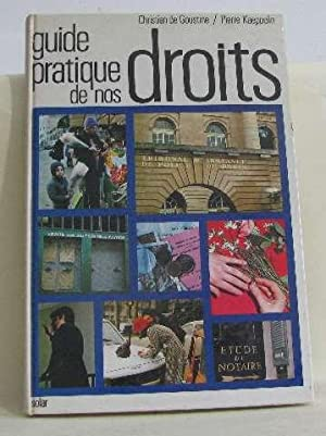 Guide pratique de nos droits