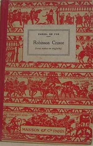 The life and adventures of Robinson crusoe: De Foe Daniel