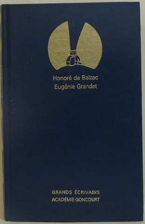 Eugénie grandet: De Balzac Honoré