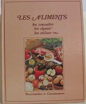 Les aliments: LYON (Josette)