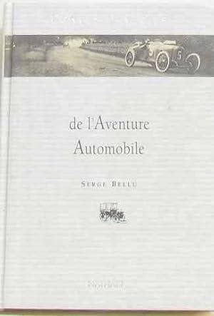Contes et récits de l'aventure automobile: Bellu Serge