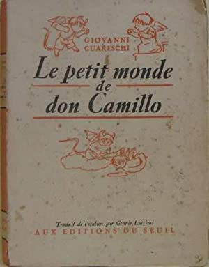 Le petit monde de don camillo by giovanni guareschi abebooks for Don camillo a paris
