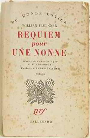Requiem pour une none: Faulkner William