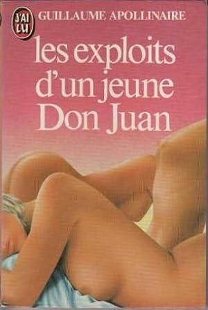 Les Exploits d'un jeune Don Juan: Guillaume Apollinaire