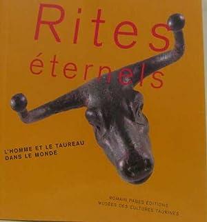Rites éternels : L'Homme et le Taureau: Martine Nougarede