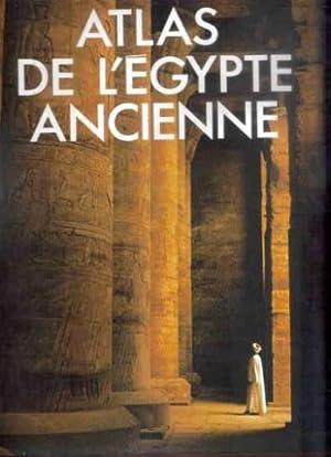 Atlas de l'egypte ancienne: Collectif