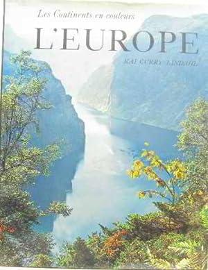 L'europe: Curry Lindahl Kai