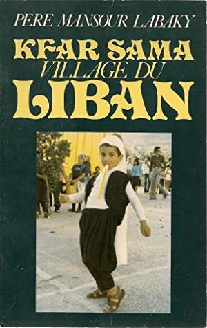 Kfar Sama, village du Liban: Labaky Mansour Pere