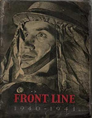 Front line 1940-41 the official story of