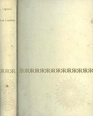 A sa lumière: Legrand Ignace, Signaux